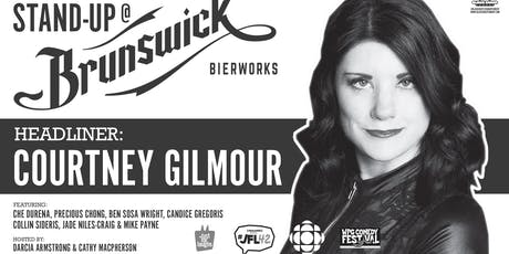 Black Sheep Comedy's Stand Up @ Brunswick Bierworks, June Edition tickets
