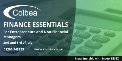 Finance Essentials: for Entrepreneurs and Non-Financial Managers