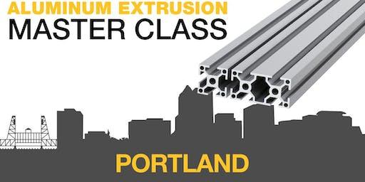 MISUMI Aluminum Extrusion Master Class - Portland, OR