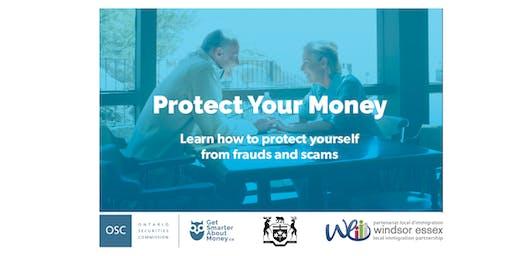 Fraud Prevention Workshop for Service Providers (Leamington)