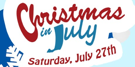 Trials for Hope Christmas in July tickets