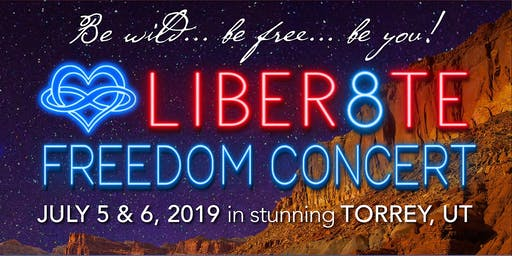 FREEDOM CONCERT - Liber8te