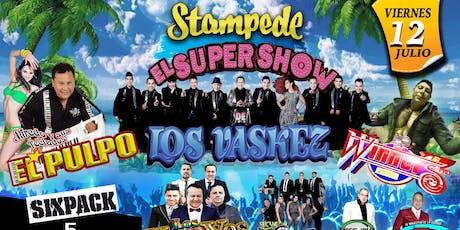 El Super Show de Los Vaskez tickets