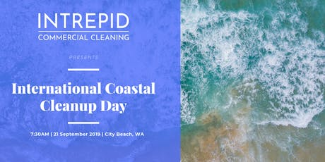 Intrepid Cleaning Presents International Coastal Cleanup Day tickets