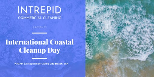 Intrepid Cleaning Presents International Coastal Cleanup Day