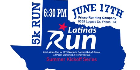 5k Run with Latinas Run (All Women's Run) tickets