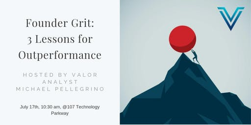 Coffee, Donuts, and Founder Grit