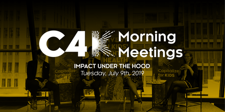 Morning Meetings: Impact Under the Hood tickets