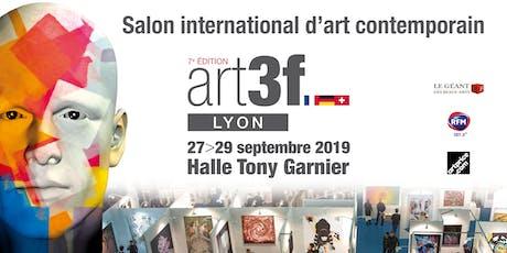 art3f LYON 2019 billets