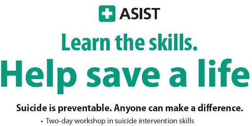 ASIST Training - September 12 & 13