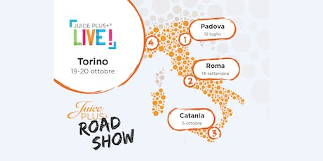 JP+ Road Show Catania tickets