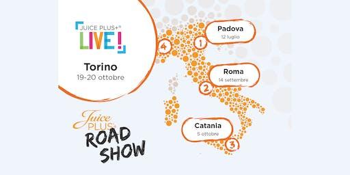 JP+ Road Show Catania