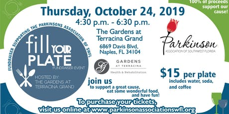 Fill Your Plate for The Parkinson Association of Southwest Florida tickets