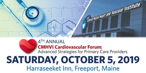 CMHVI Cardiovascular Forum: Advanced Strategies for Primary Care Providers