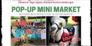 Pop-Up Mini Market
