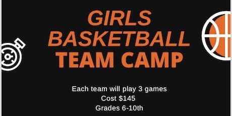 Como Park Girls Basketball Team Camp  tickets