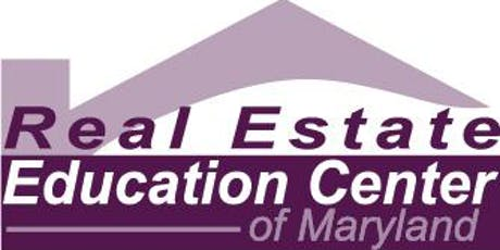 HARBOR EAST - Maryland Real Estate Pre-Licensing tickets