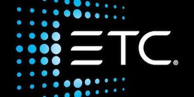 ETC Training- Edinburgh- CS Desk