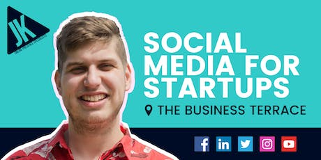 Social Media for start up businesses - #JKTalks tickets