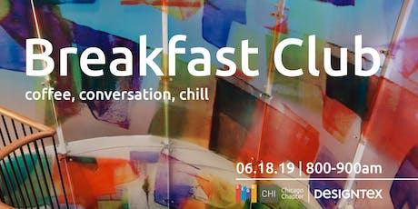 SEGD June Breakfast Club tickets