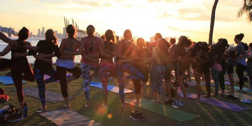 Beach Clean & Soulset - International Yoga Day