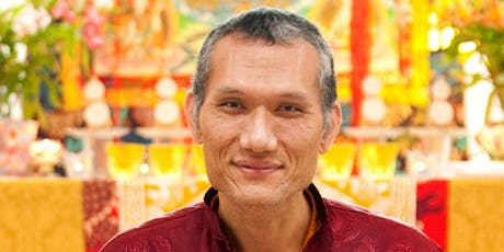 The  Wise and Gentle Heart (whole day) with Yangsi Rinpoche tickets