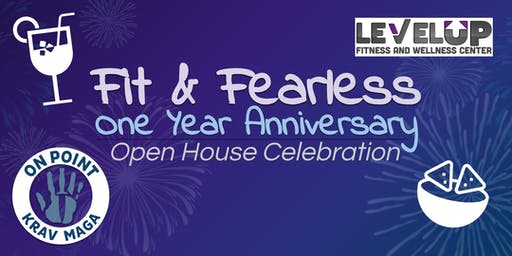Fit and Fearless 1-year Celebration
