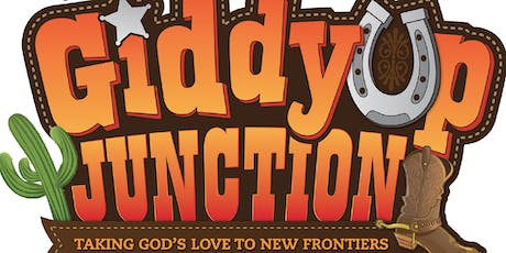 Giddy Up Junction VBS 2019 tickets
