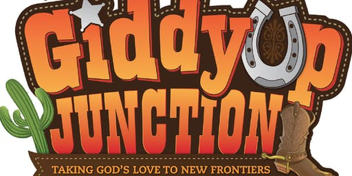 Giddy Up Junction VBS 2019