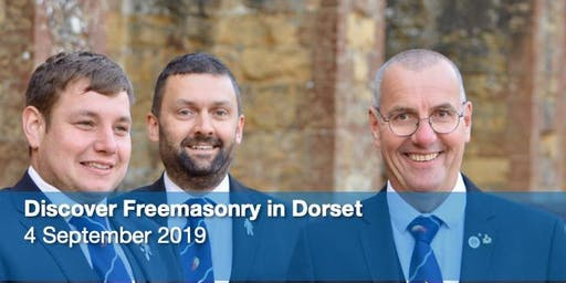 Discover Freemasonry in Dorset