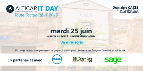 ALTICAP IT DAY billets