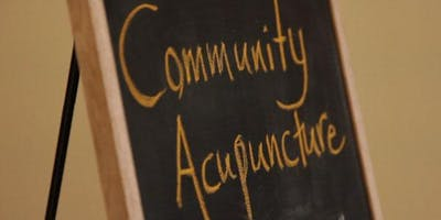 Launch of Southcote Community Acupuncture
