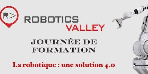Journée d'Initiation à la Robotique