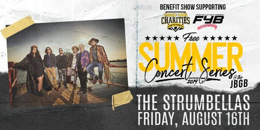 The Strumbellas live at JBGB August 16th