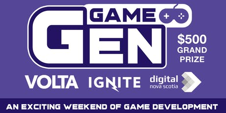 GameGen Halifax tickets