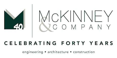 McKinney & Company 40th Anniversary Celebration tickets