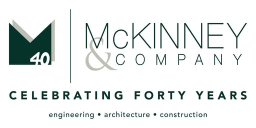 McKinney & Company 40th Anniversary Celebration