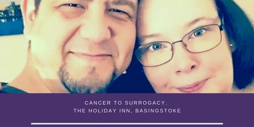 Cancer to Surrogacy Psychic Fayre