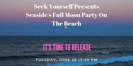 Seaside's Full Moon Party on the Beach tickets