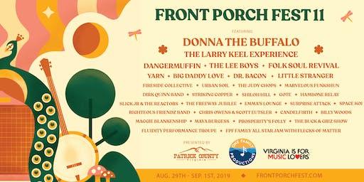 Front Porch Fest 11