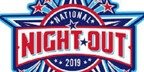 National Night Out at Lafky Park tickets