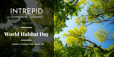 Intrepid Cleaning Presents World Habitat Day 2019 tickets