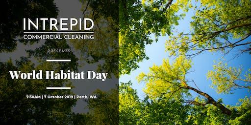 Intrepid Cleaning Presents World Habitat Day 2019
