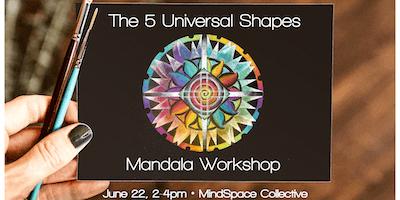 Mandala Art and the Five Universal Shapes
