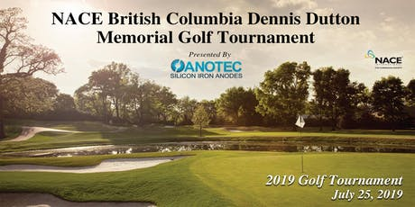 NACE BC Dennis Dutton Memorial Golf Tournament tickets