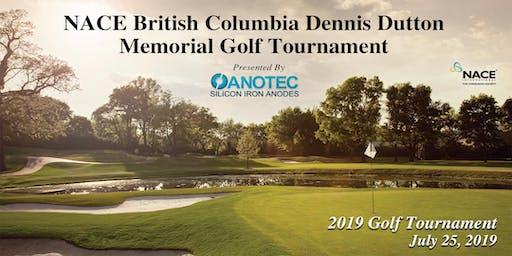 NACE BC Dennis Dutton Memorial Golf Tournament