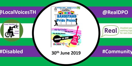 Outreach Stall - Summer Bandstand Pride Picnic tickets