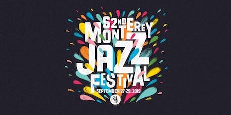 MONTEREY JAZZ FESTIVAL OFFICIAL BUS PROGRAM tickets