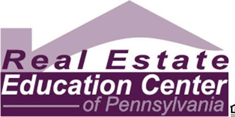 YORK - PA Real Estate Practice tickets