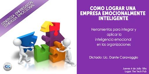 Sinergia Empresarial-Sinergia Emocional